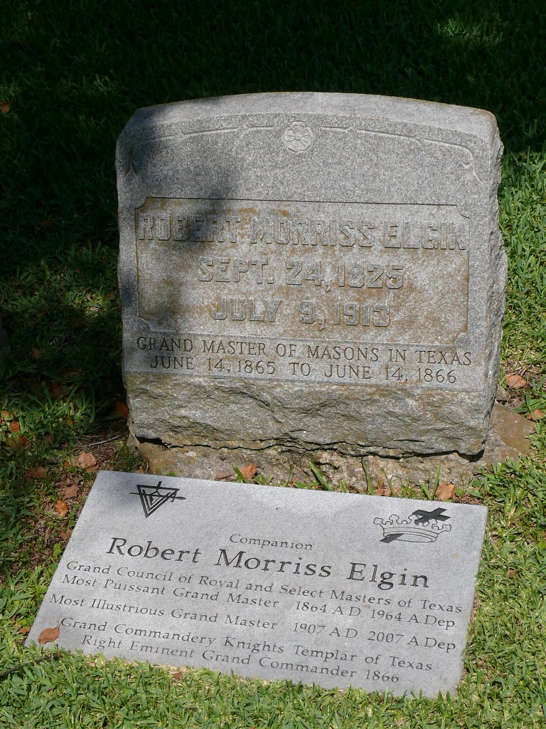 Glenwood -- Robert M Elgin