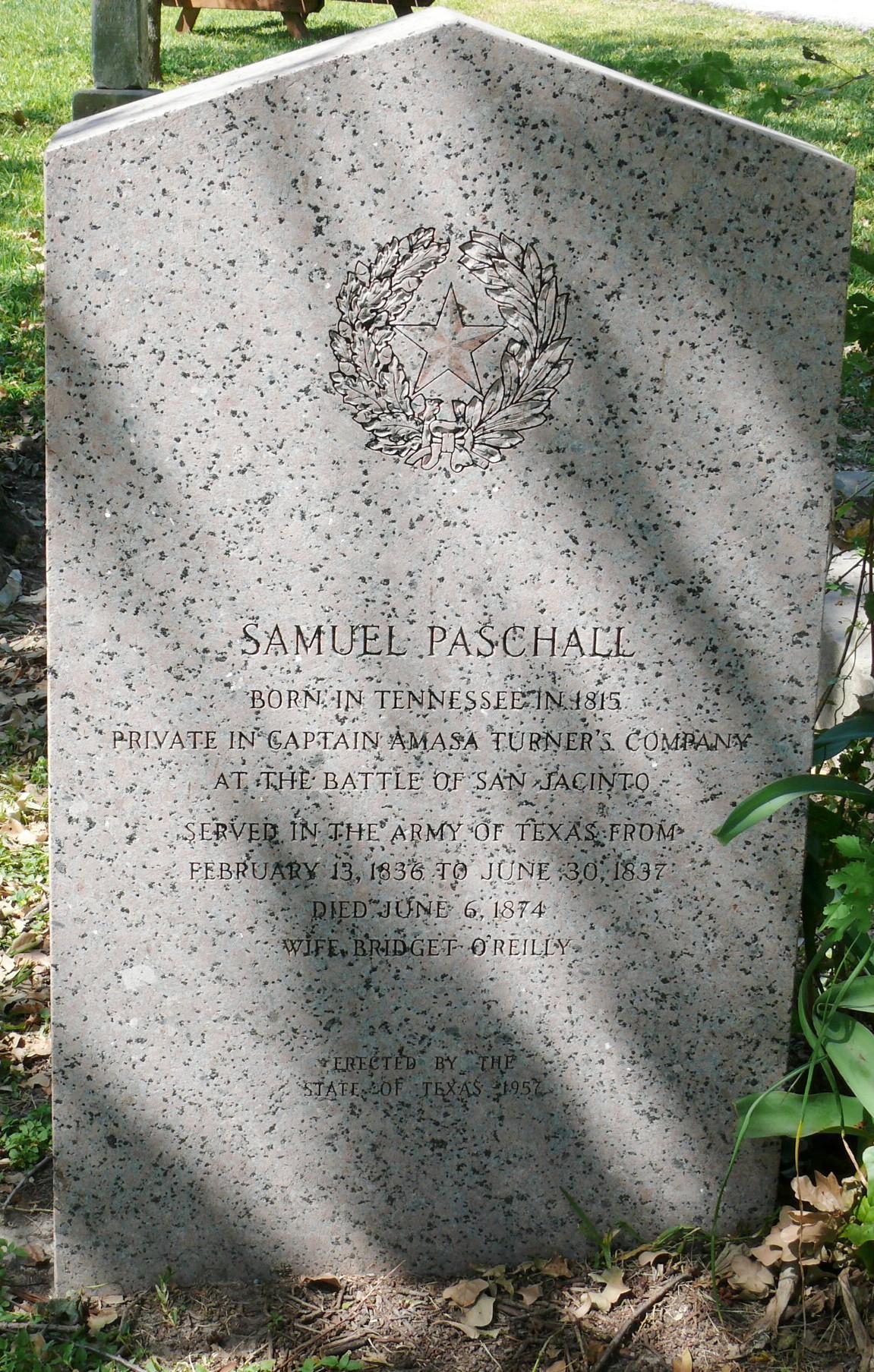 St. Vincent Paschall
