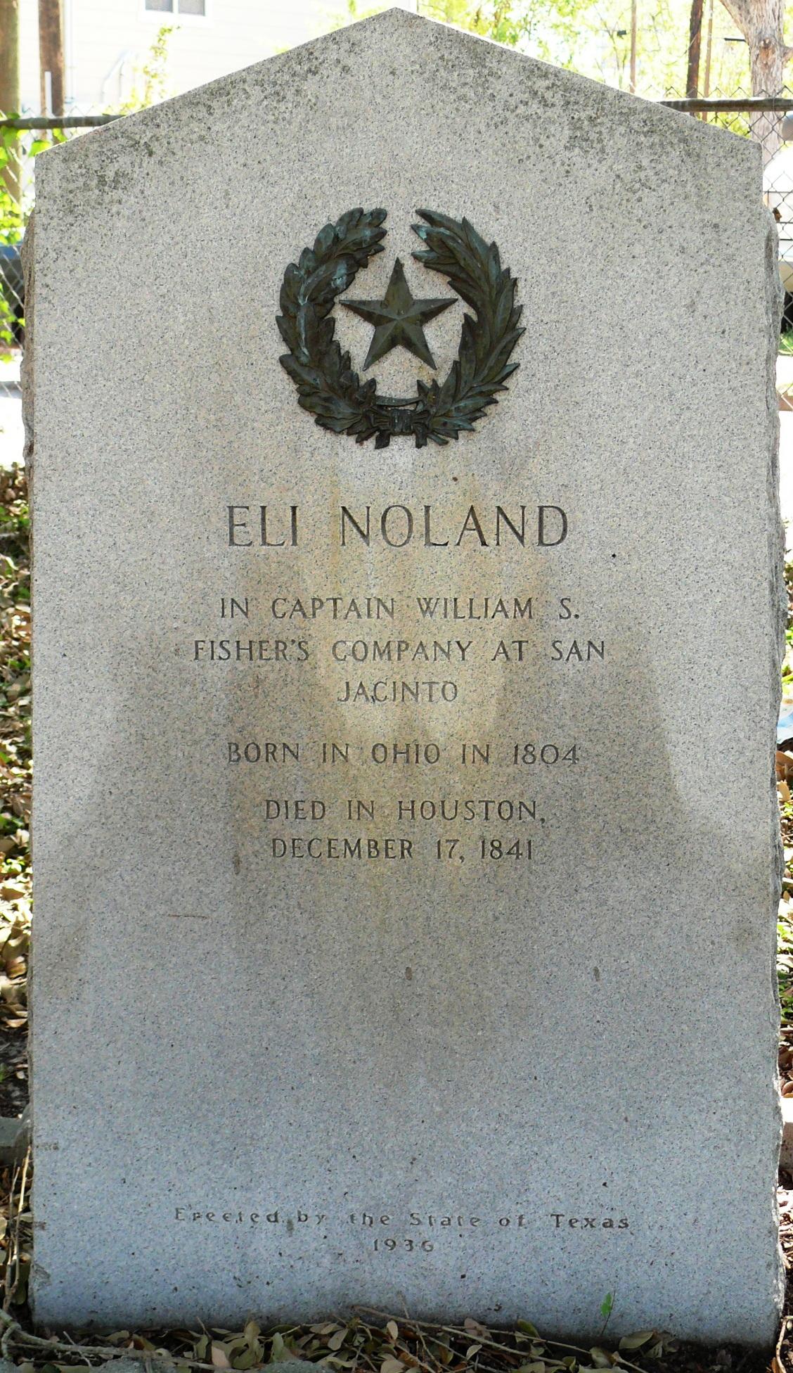 Founders', Eli Noland