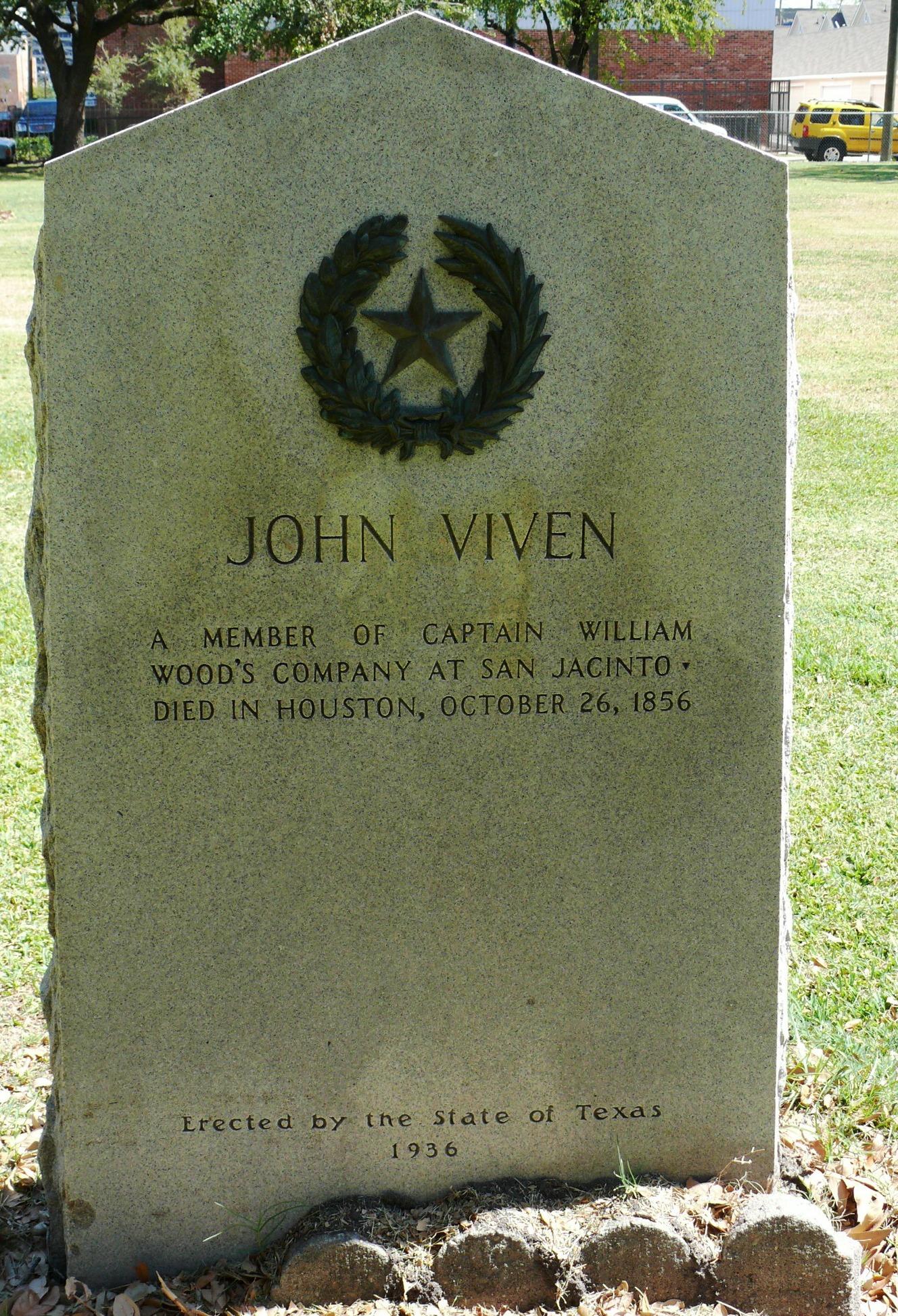 Founders',, John Viven