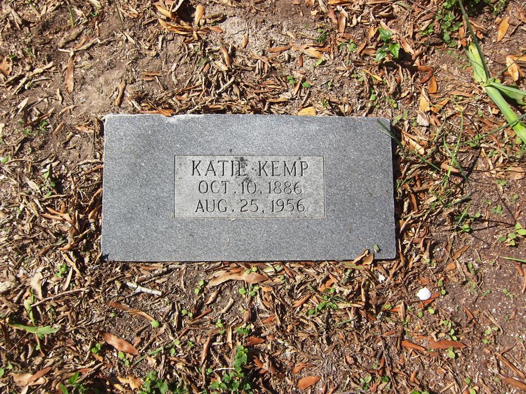 College Park, Katie Kemp