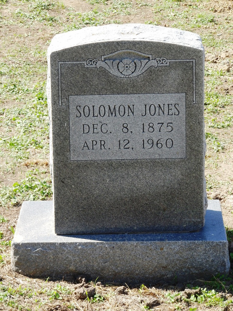 College Park, Solomon Jones