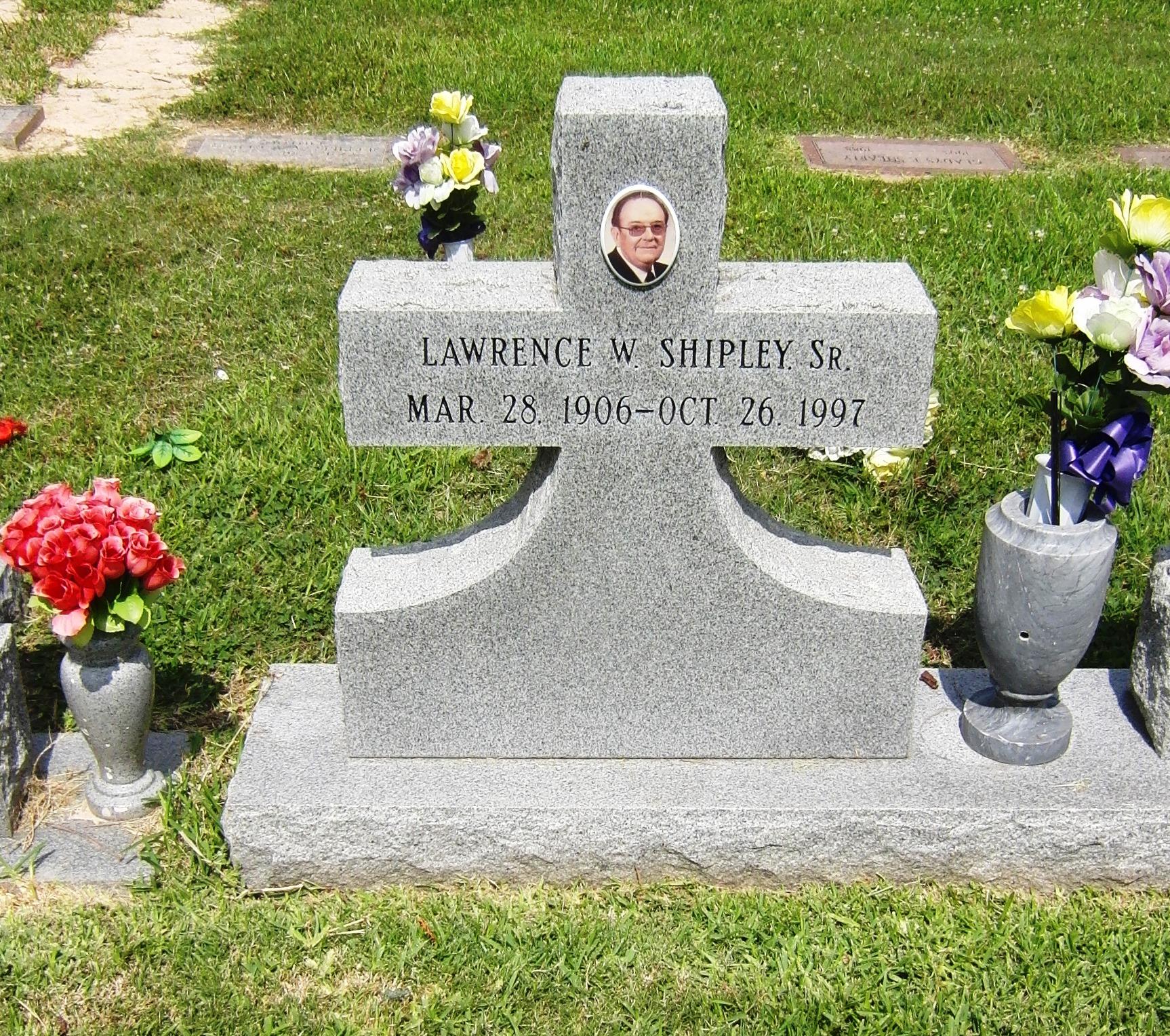 Hollywood, Lawrence.Shipley  Sr.