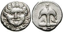Ancient Medusa Coins