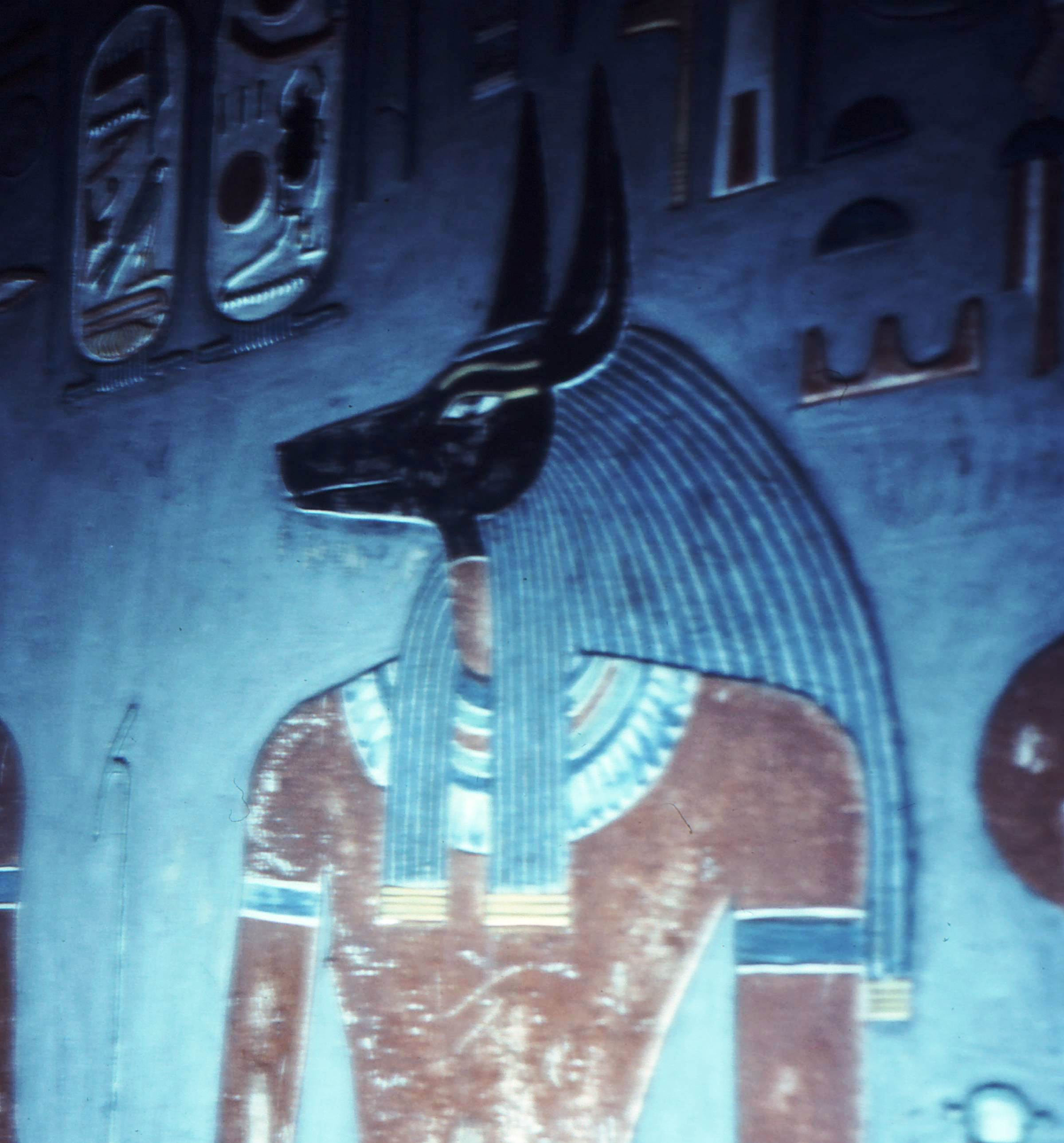 Cemetery Definitions -- Anubis