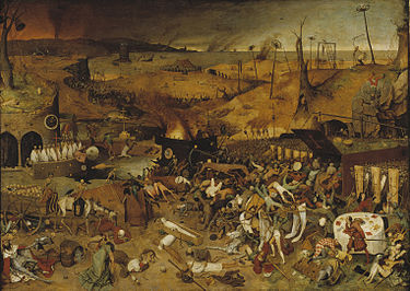 Bruegel's Triumph of Death