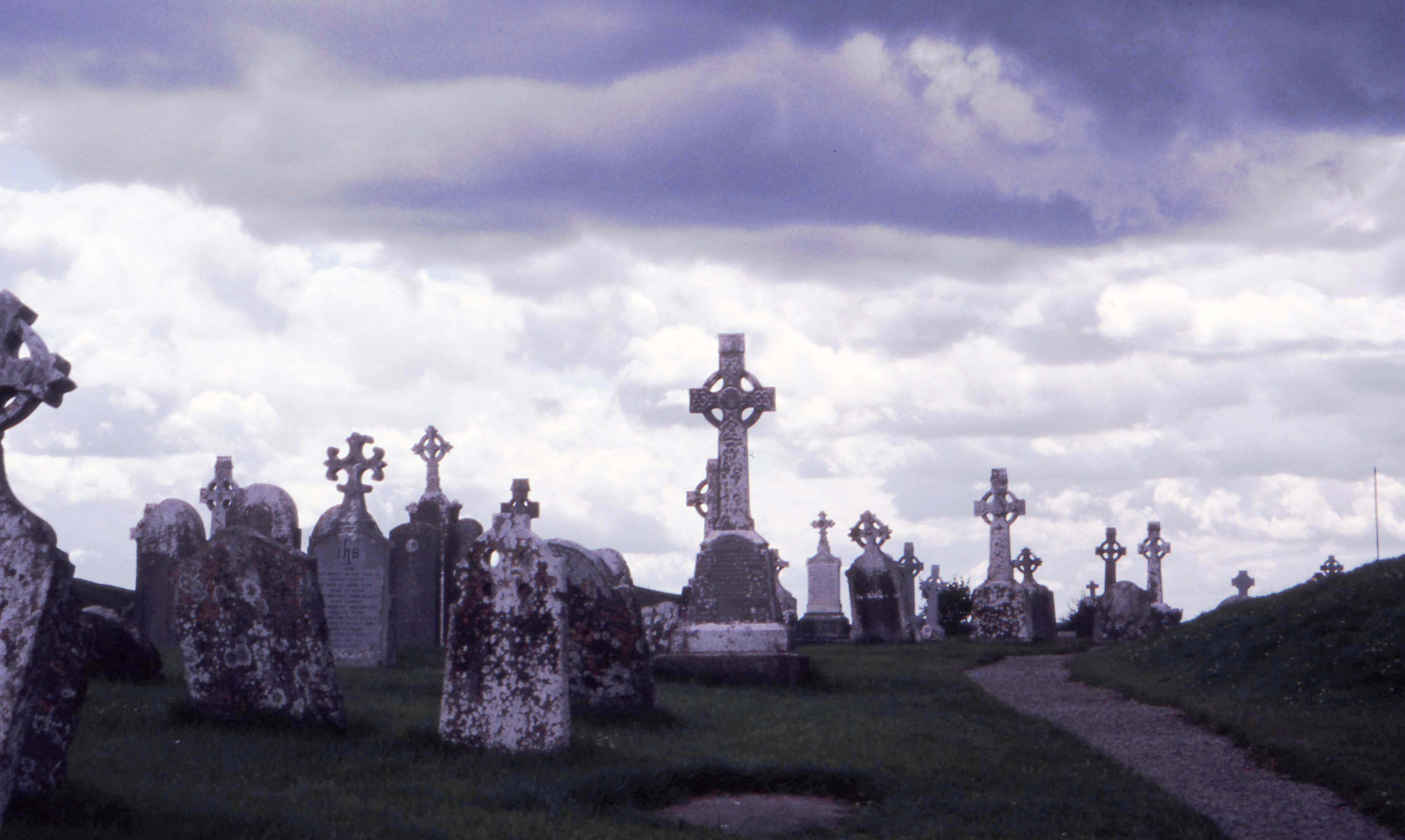 Cemetery Definitions -- Cemetery in Ireland