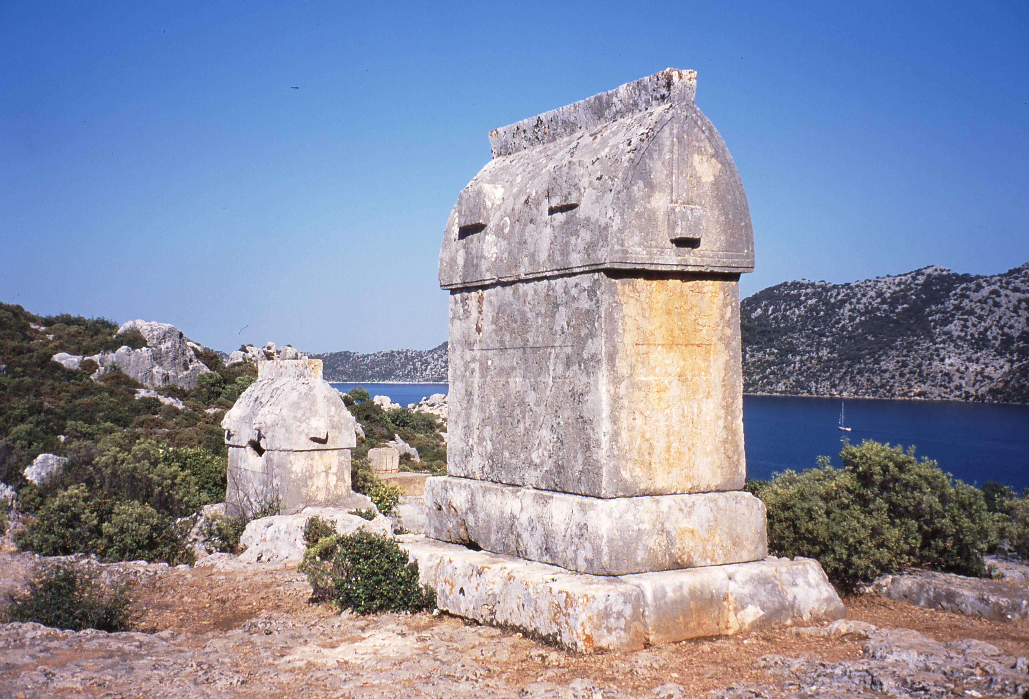Roman Sarcophogus