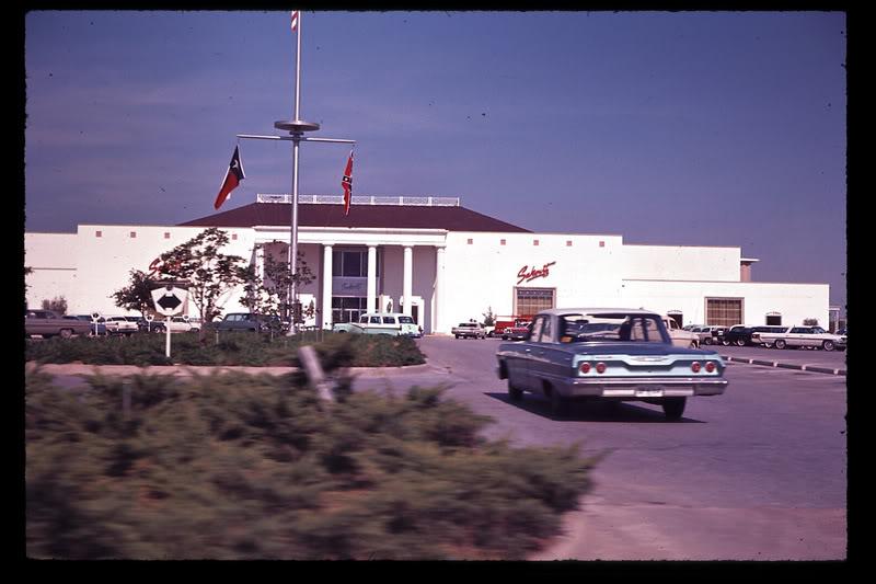 Galleria store 1960s