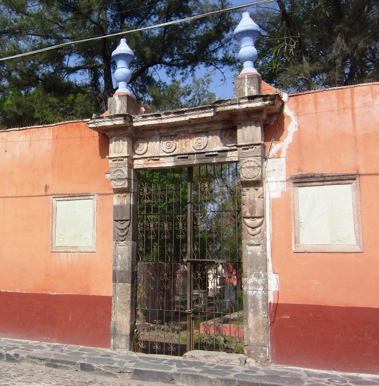 San Juan de Dios Cemetery