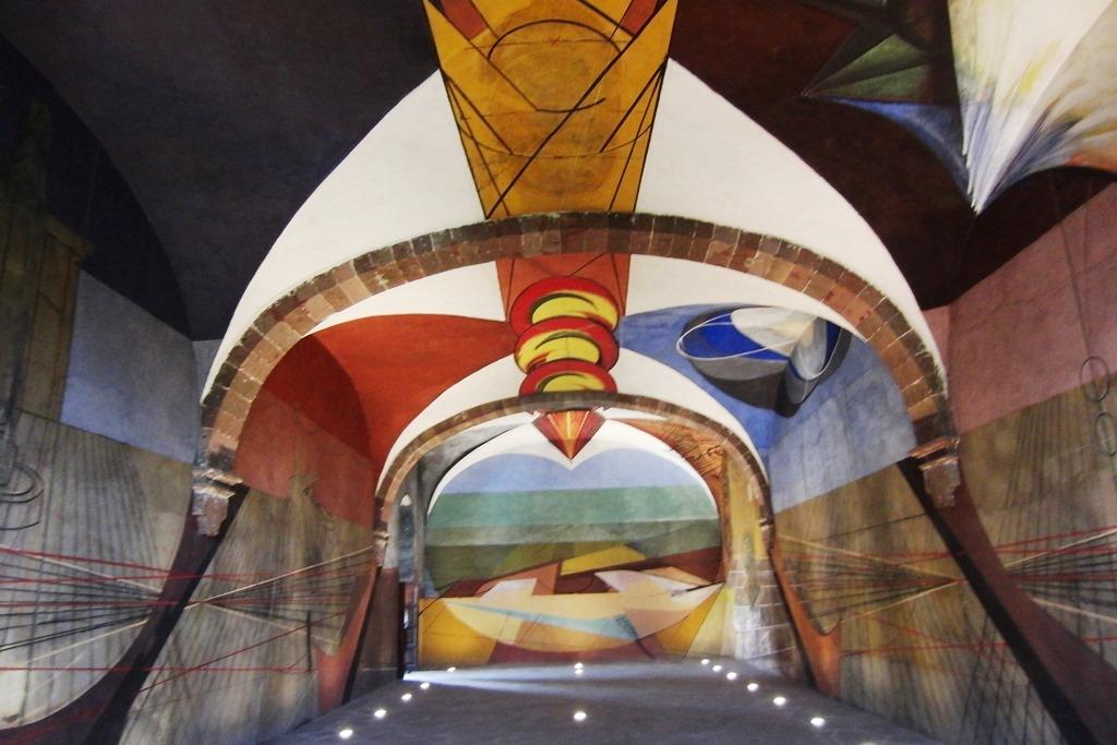 Fresco by Sequeiros, 1948