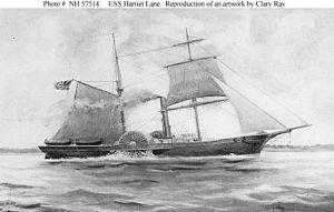 USS Harriet Lane