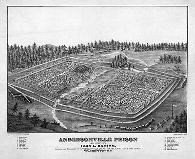 Andersonville Prisoner of War Camp