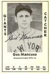 Mancuso, Gus