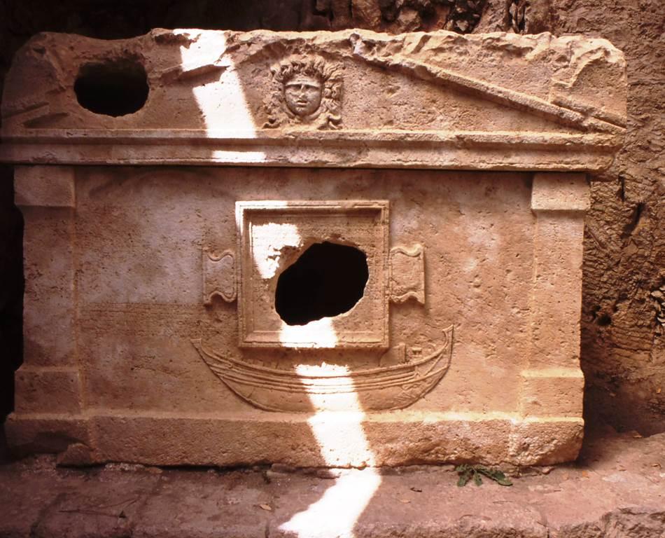 St. Nicholas Tomb Myra Turkey. Photo: Marks Hinton