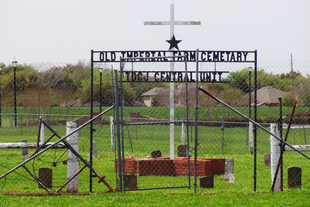 Old Imperial Farm Cemetery
