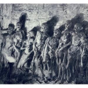 Mummies of St Michel Bordeaux