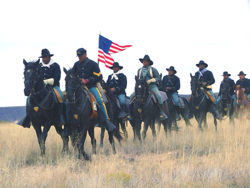 Buffalo Soldiers Confederate Buffalo Soldiers