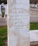 Browne, Joseph Beverly