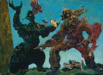 Max Ernst painting