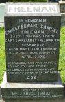 Freeman, Earnest
