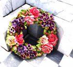 ceramic flowers